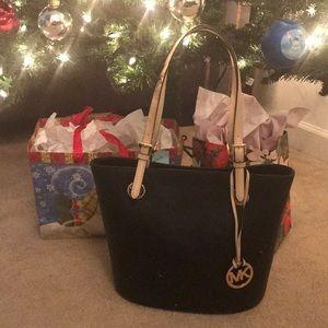 Michael Kors bucket purse